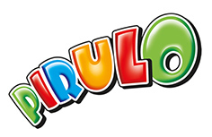 Pirulo tropical created for kids logo