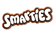 Smarties created for kids logo